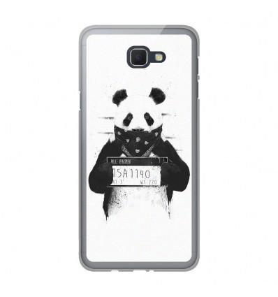 Coque en silicone Samsung Galaxy J5 Prime - BS Bad Panda