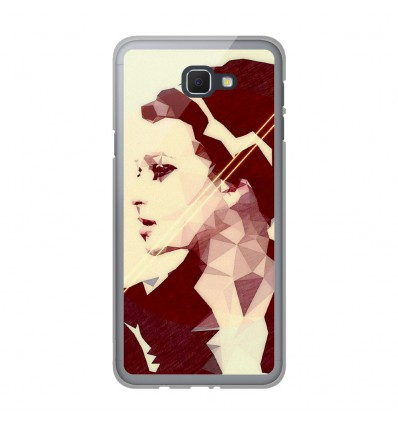 Coque en silicone Samsung Galaxy J5 Prime - ML Chic Mood