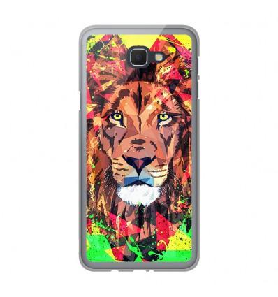 Coque en silicone Samsung Galaxy J5 Prime - ML Do you Roar