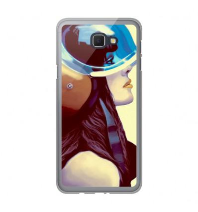 Coque en silicone Samsung Galaxy J5 Prime - ML Helmetraus