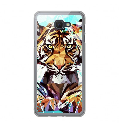 Coque en silicone Samsung Galaxy J5 Prime - ML It Tiger