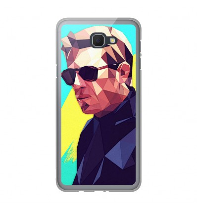 Coque en silicone Samsung Galaxy J5 Prime - ML King of Cool