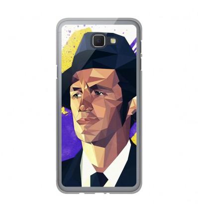 Coque en silicone Samsung Galaxy J5 Prime - ML Le Belmondo