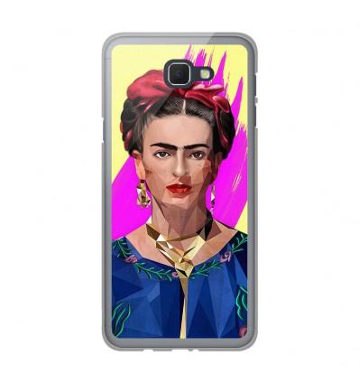 Coque en silicone Samsung Galaxy J5 Prime - ML Modern Frida
