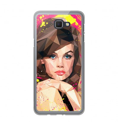 Coque en silicone Samsung Galaxy J5 Prime - ML Vogue Muse