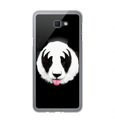 Coque en silicone Samsung Galaxy J5 Prime - RF Kiss Of Panda