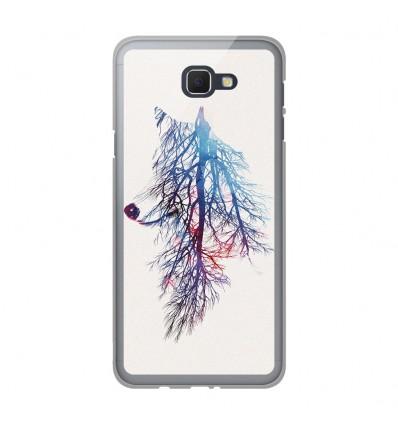 Coque en silicone Samsung Galaxy J5 Prime - RF My roots