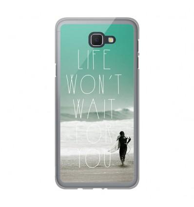 Coque en silicone Samsung Galaxy J5 Prime - Surfer