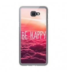 Coque en silicone Samsung Galaxy J5 Prime - Be Happy nuage