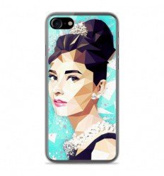 Coque en silicone Apple IPhone 8 - ML Hepburn