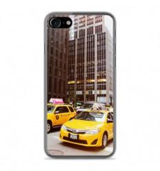 Coque en silicone Apple IPhone 8 - NY Taxi