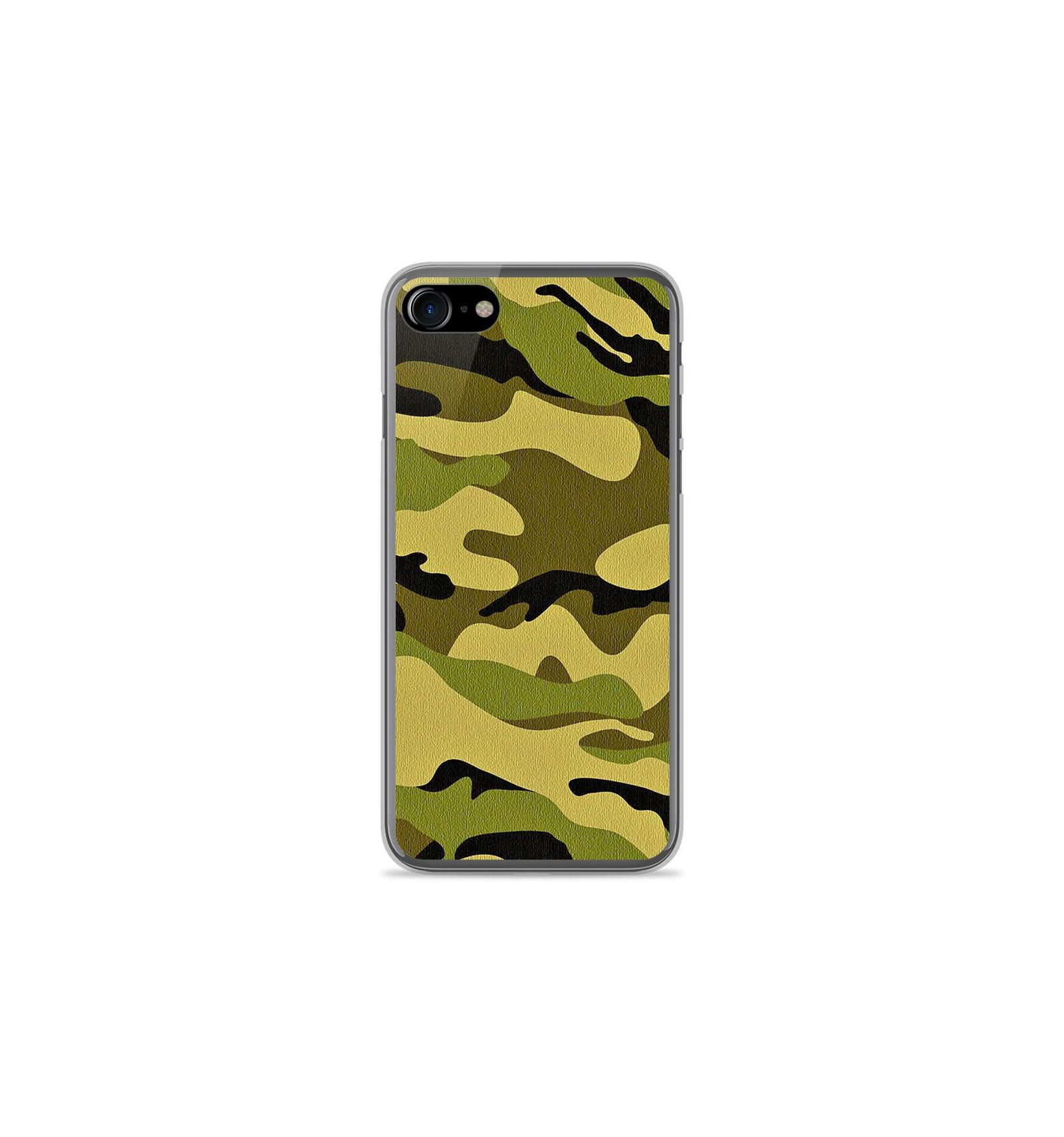 coque iphone 8 camouflage