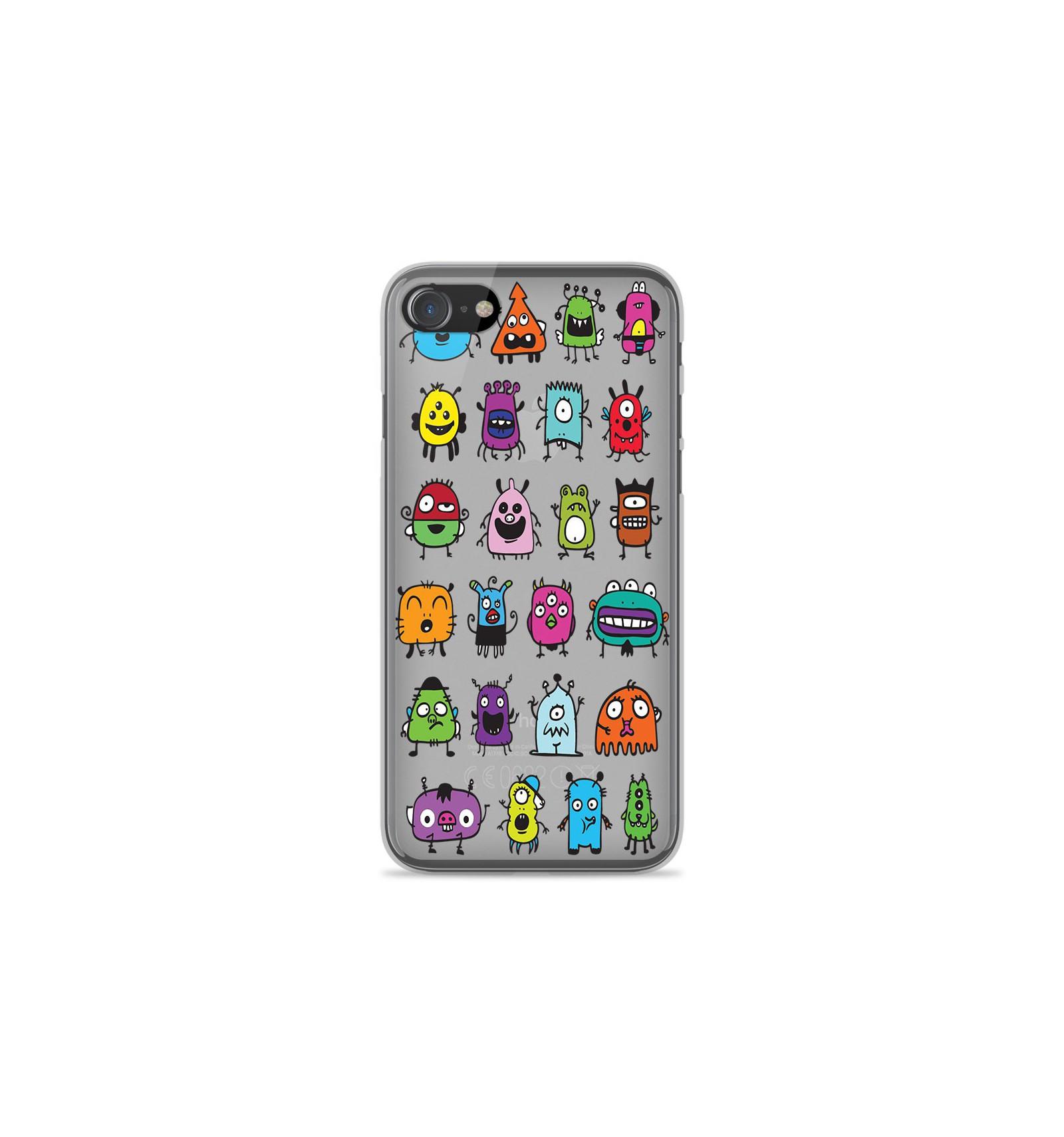 coque iphone 8 alien queen