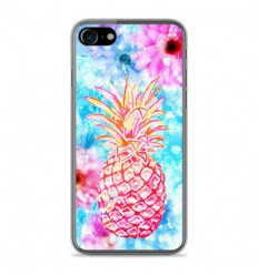 Coque en silicone Apple IPhone 8 - Ananas