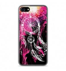 Coque en silicone Apple IPhone 8 - Dreamcatcher Rose