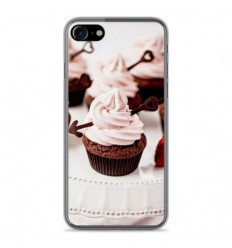 Coque en silicone Apple IPhone 8 - Cup Cake