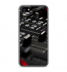 Coque en silicone Apple IPhone 8 - Dj Mixer