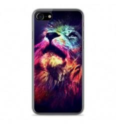 Coque en silicone Apple IPhone 8 - Lion swag