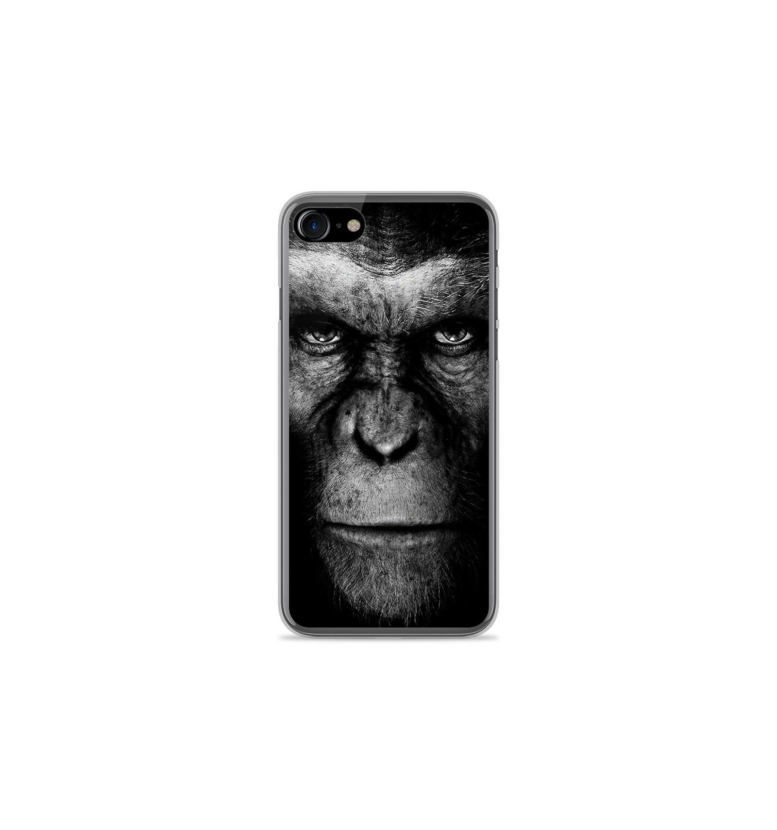 coque iphone 8 monkey