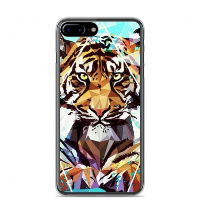 Coque en silicone Apple IPhone 8 Plus - ML It Tiger