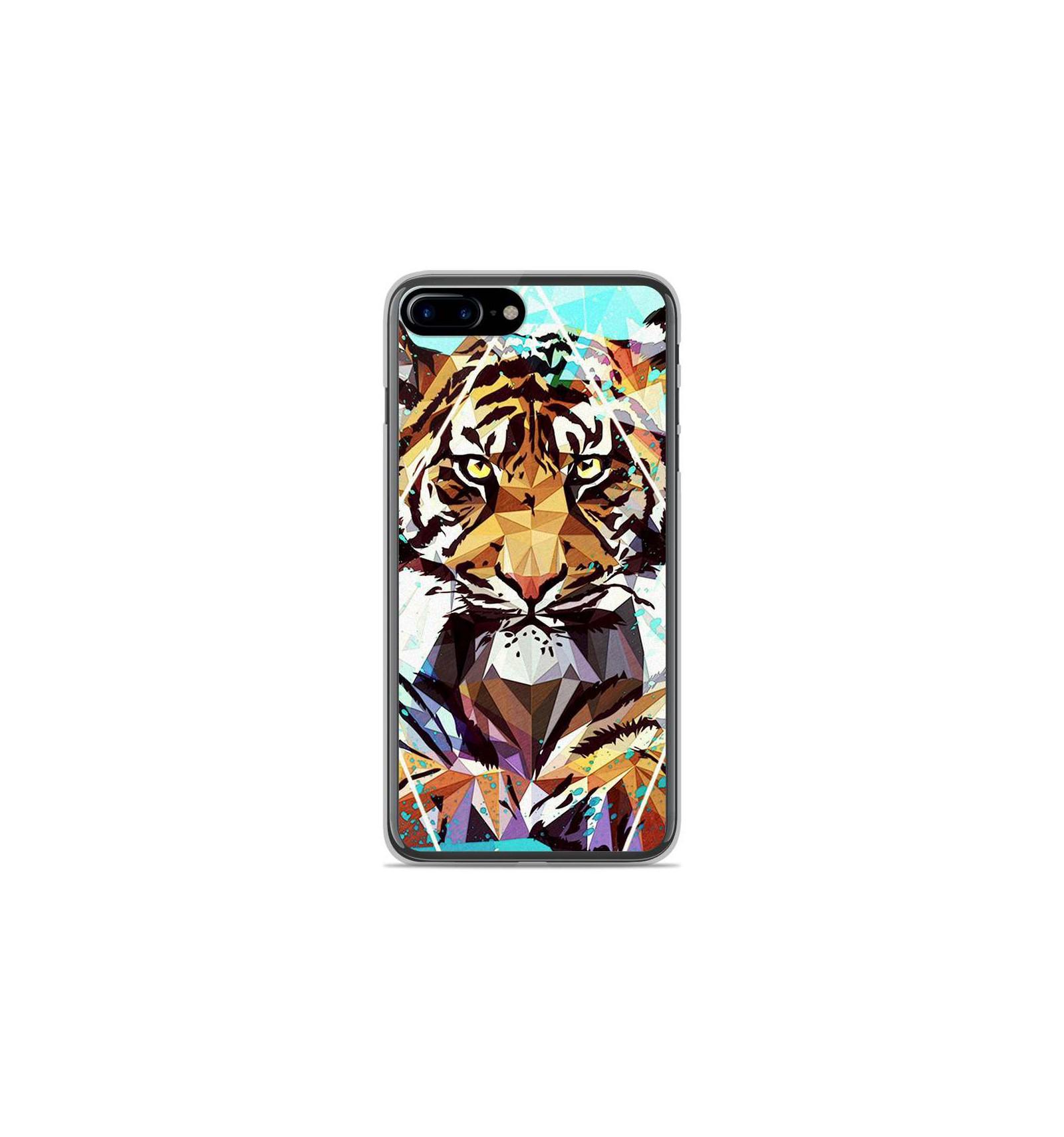 coque iphone 8 tiger