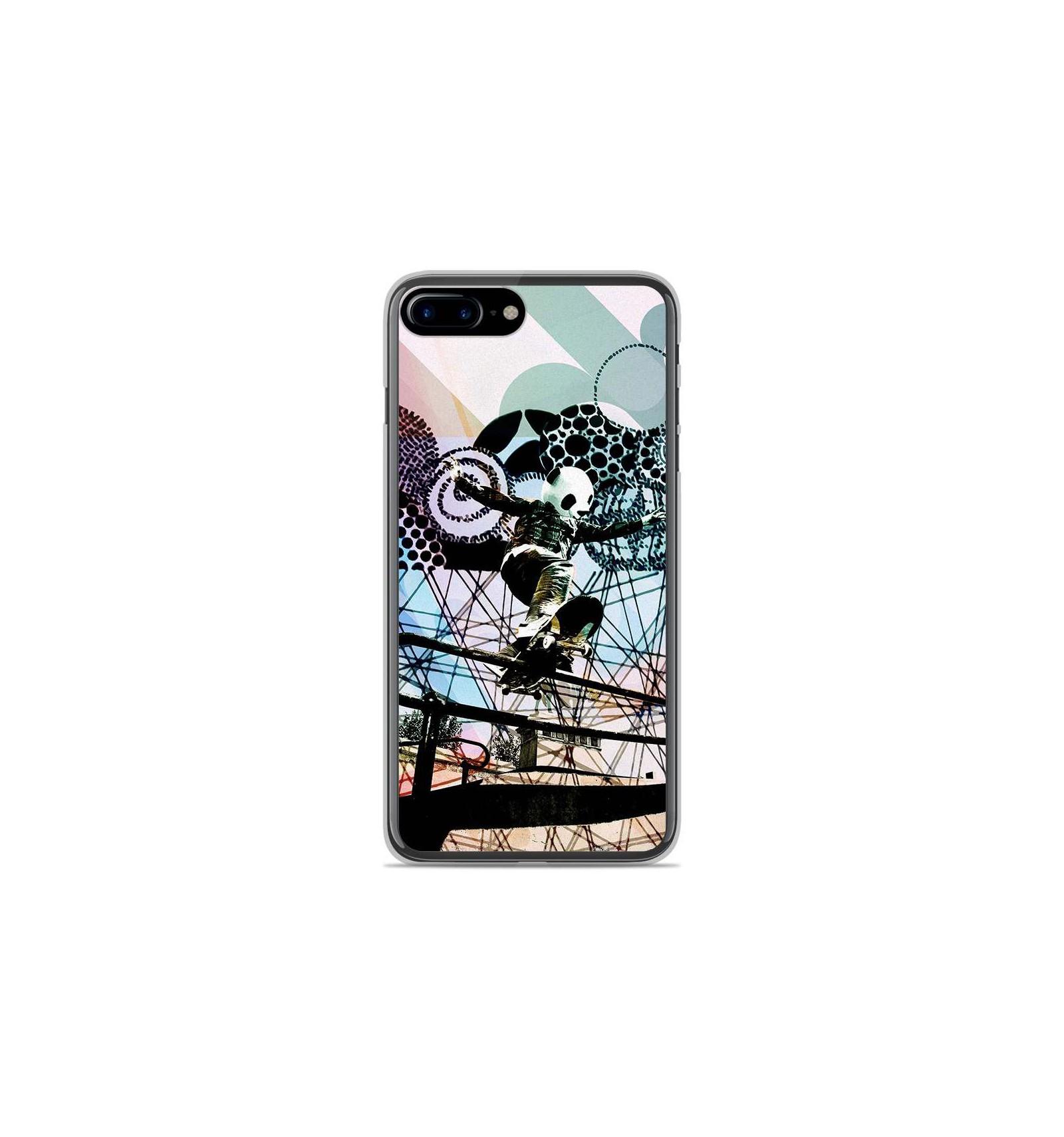 iphone 8 plus coque panda