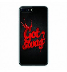 coque iphone 8 silicone swagg