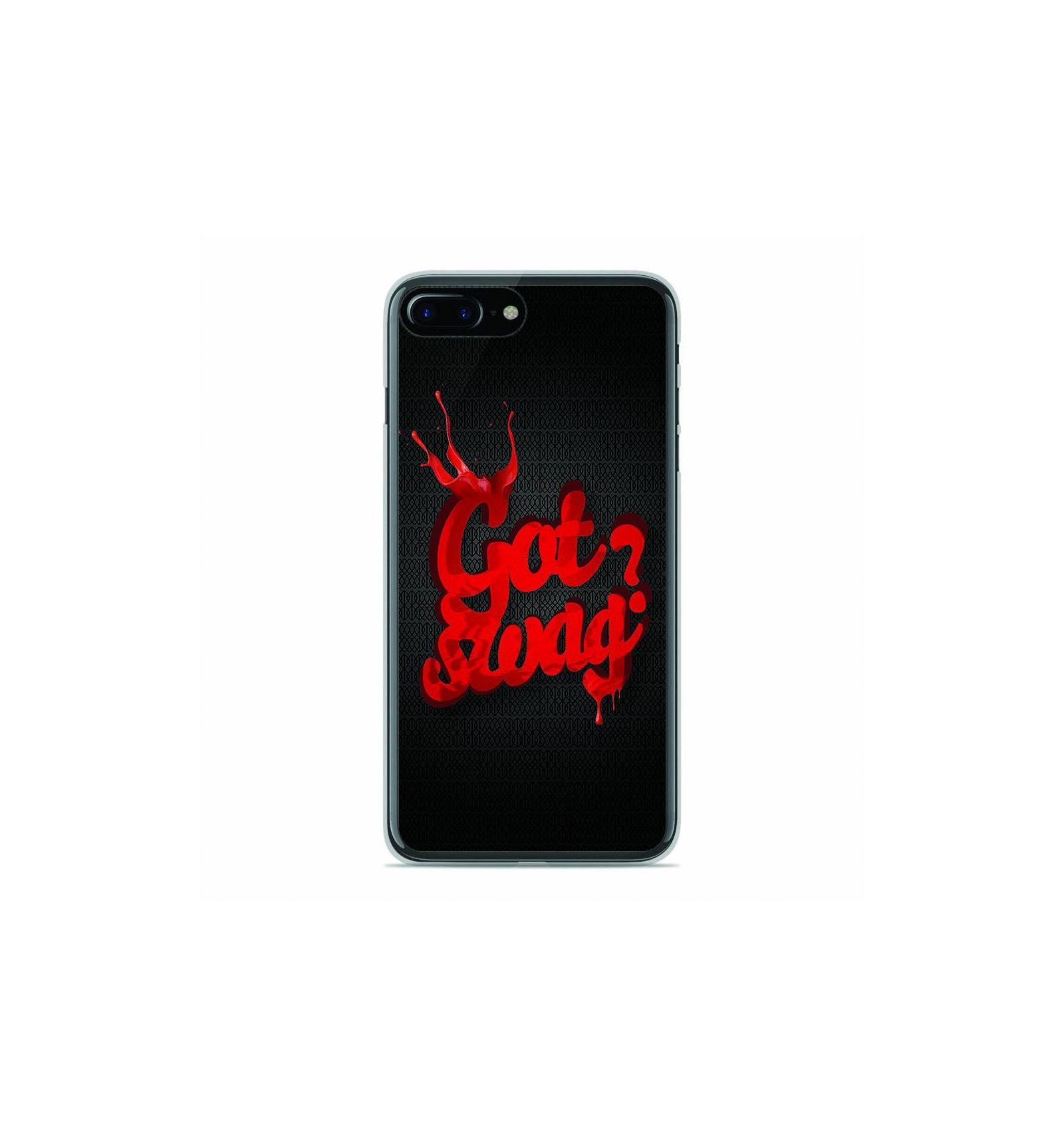 iphone 8 plus coque swag