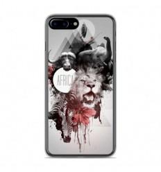 Coque en silicone Apple IPhone 8 Plus - Africa Swag