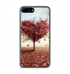Coque en silicone Apple IPhone 8 Plus - Arbre Love