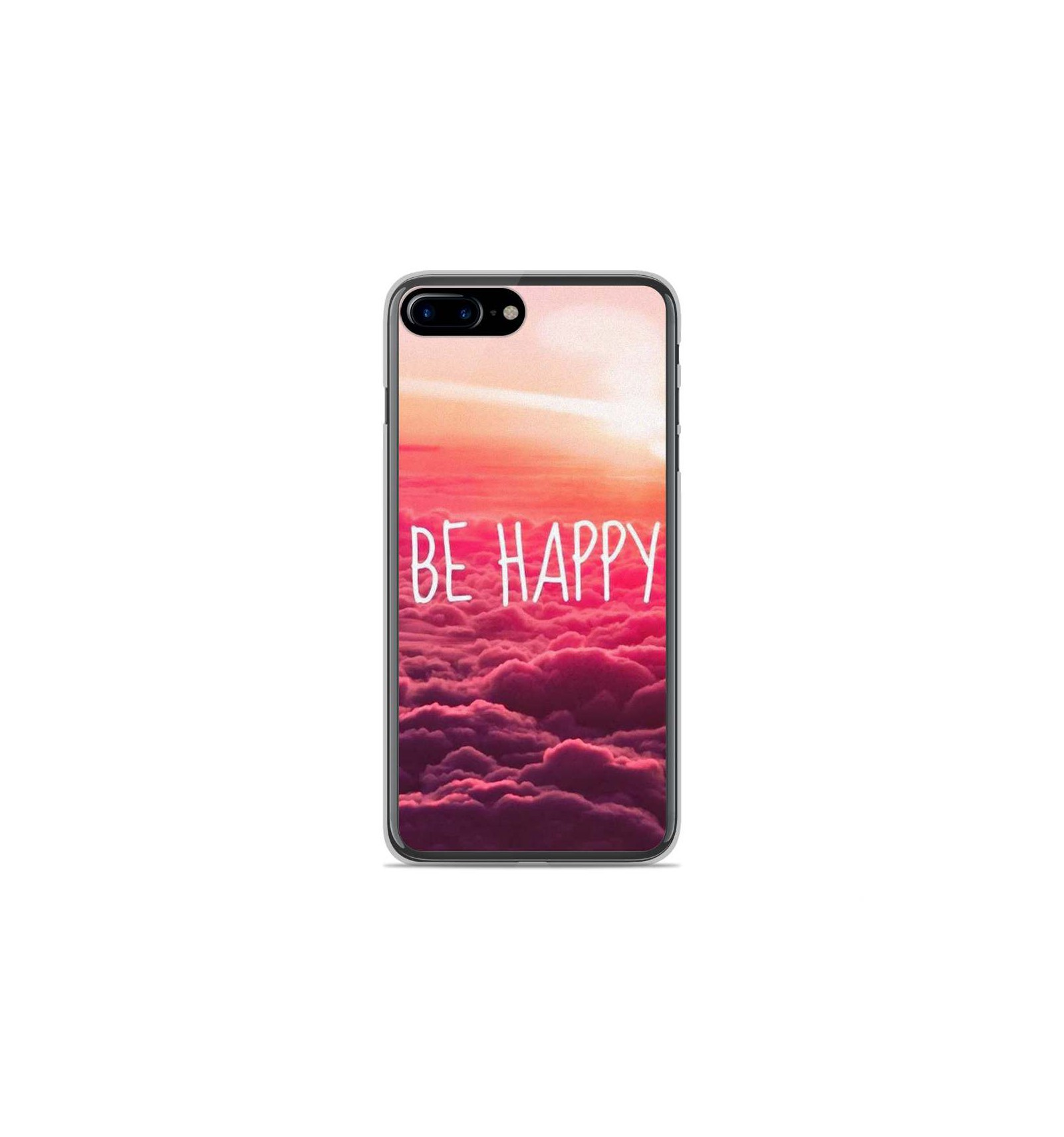 coque iphone 8 happy