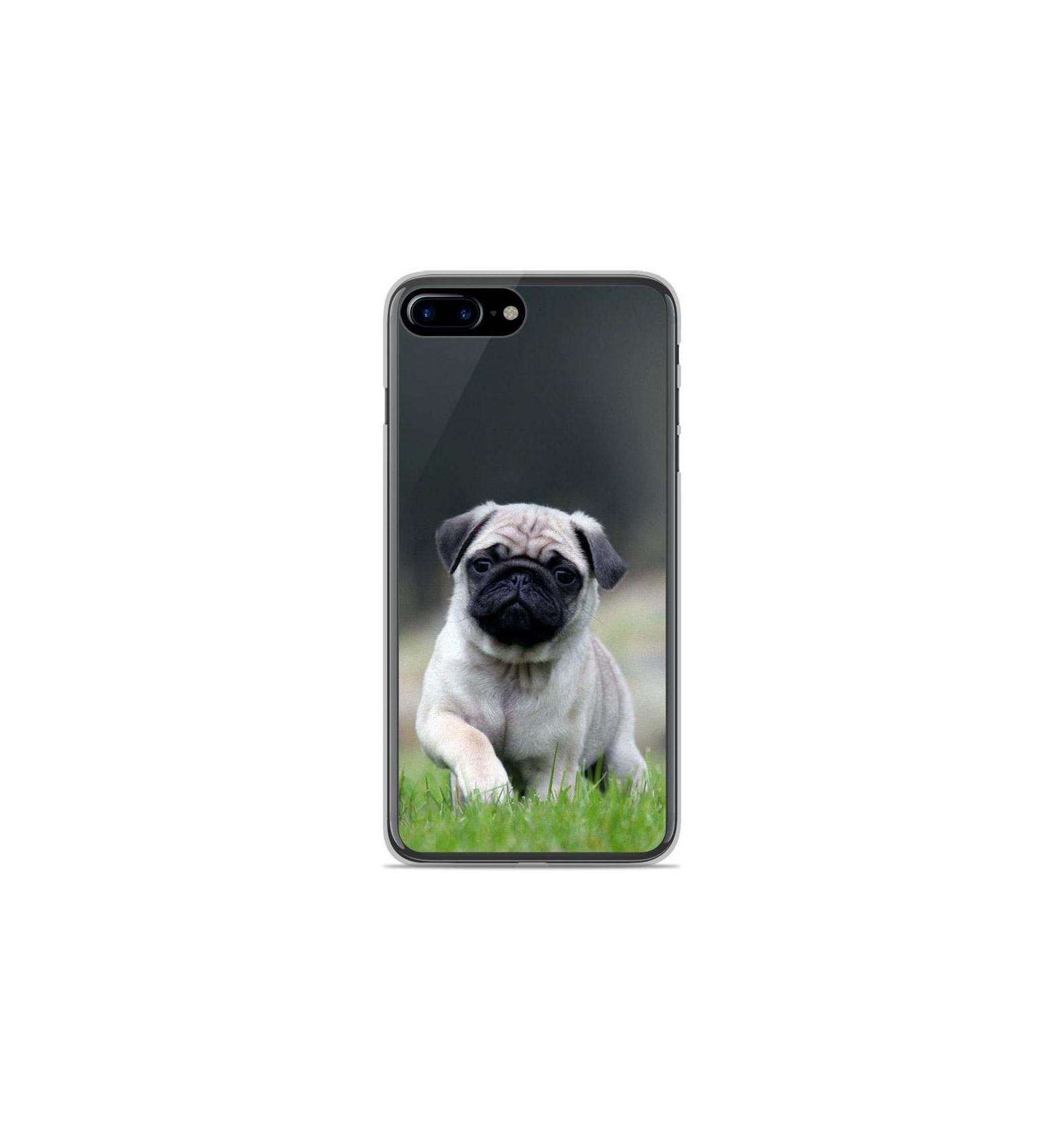 coque iphone 8 plus bouledogue francais