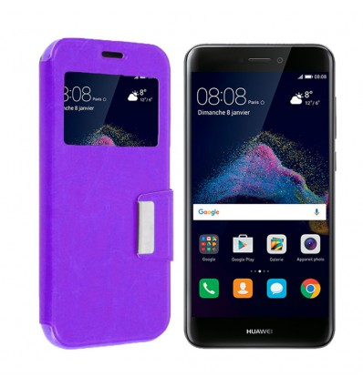 Etui Folio Huawei P8 Lite 2017 - Violet