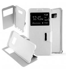 Etui Folio Samsung Galaxy S8 - Blanc