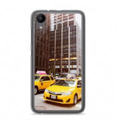 Coque en silicone Wiko Sunny 2 - NY Taxi