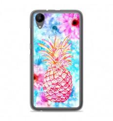 Coque en silicone Wiko Sunny 2 - Ananas