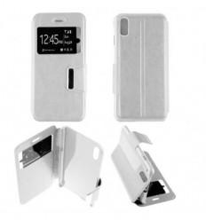 Etui Folio Apple iPhone X / XS - Blanc
