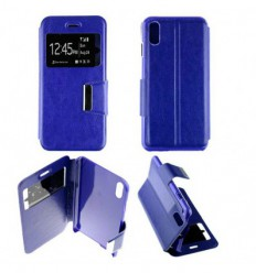 Etui Folio Apple iPhone X / XS - Bleu