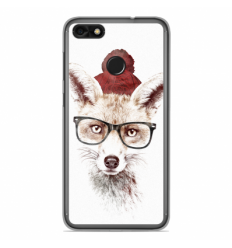 coque huawei y6 2017 animaux