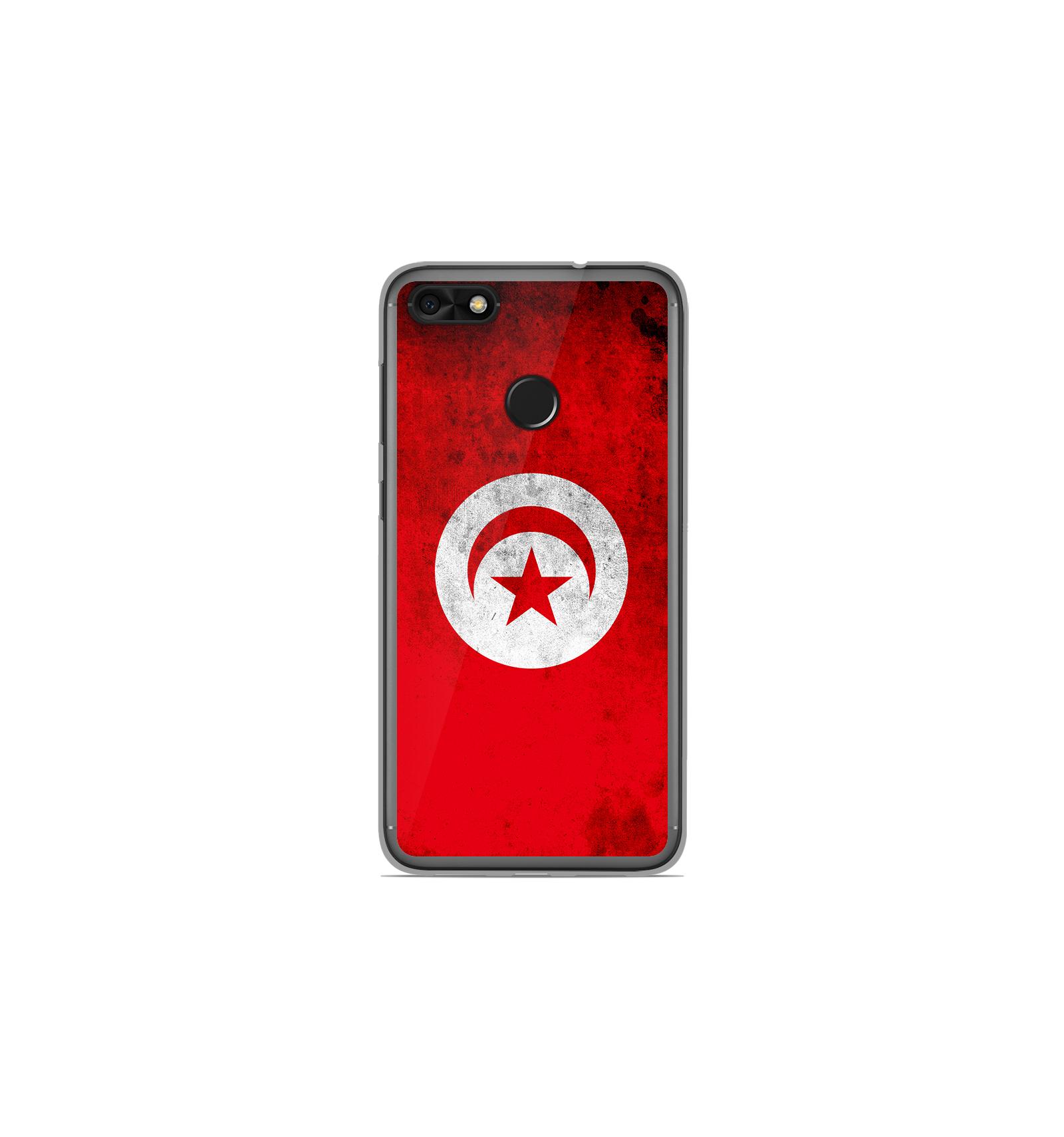 coque huawei y6 pro 2017 drapeau