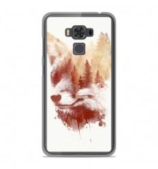 Coque en silicone Asus Zenfone 3 Max ZC553KL - RF Blind Fox