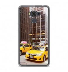 Coque en silicone Asus Zenfone 3 Max ZC553KL - NY Taxi